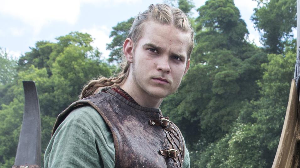 Vikings Season 5 Hvitserk